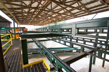 Conveyor Systems including belts, transfers, vibrating conveyors