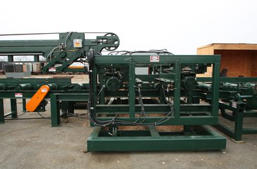 Timber Drilling Equipment for Making Timber Mats
