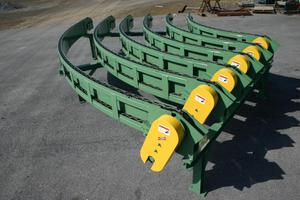 Curved Chain Conveyor