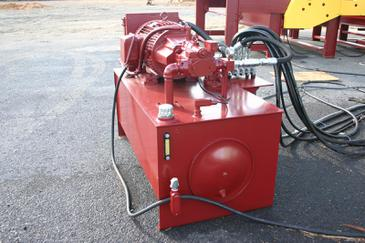 40 HP Hydraulic Power Source