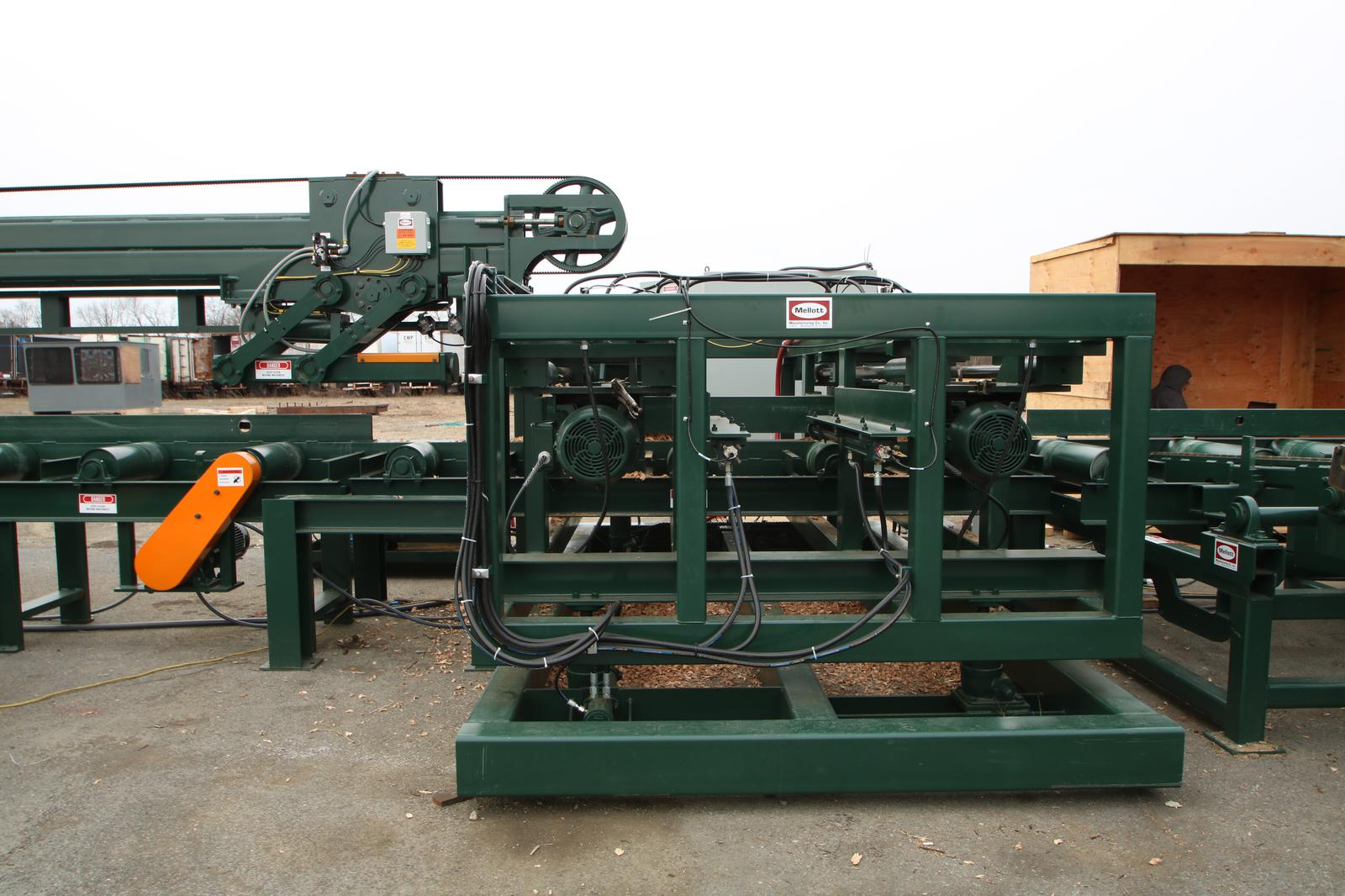 Mat Drilling Machine