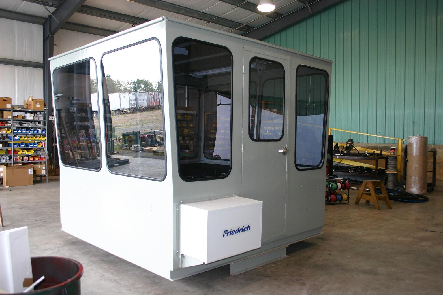 Operator Booths